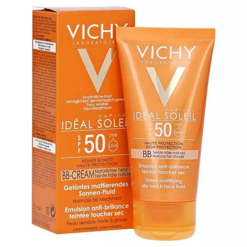 Vichy idéal soleil SPF50 BB cream