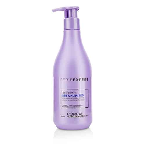 Loreal Lissunlimited shampoo