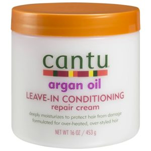 Cantu Leave In Conditioner Argan Oil 453g