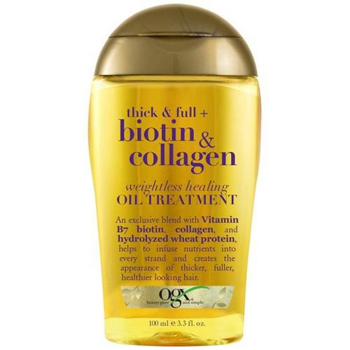 OGX Biotin & Collagen oil 100ml