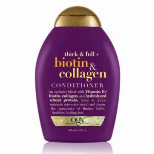 OGX Biotin & Collagen Conditioner 385ml