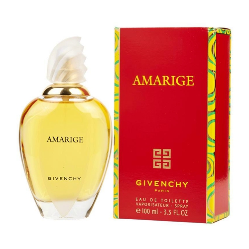 Givenchy Amarige Eau De Toilette For Women 100ml