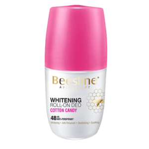 Beesline Whitening Roll-on Deodorant COTTON CANDY 50 ML