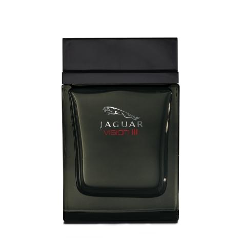 Jaguar Vision III for Men - Eau de Toilette, 100ml